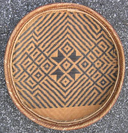 Bora Indians Basket 10906 By Cyberrug