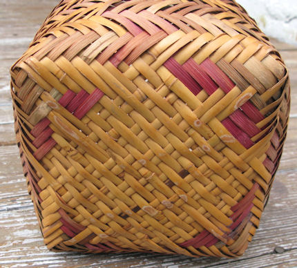 Choctaw Baskets 9995 By Cyberrug